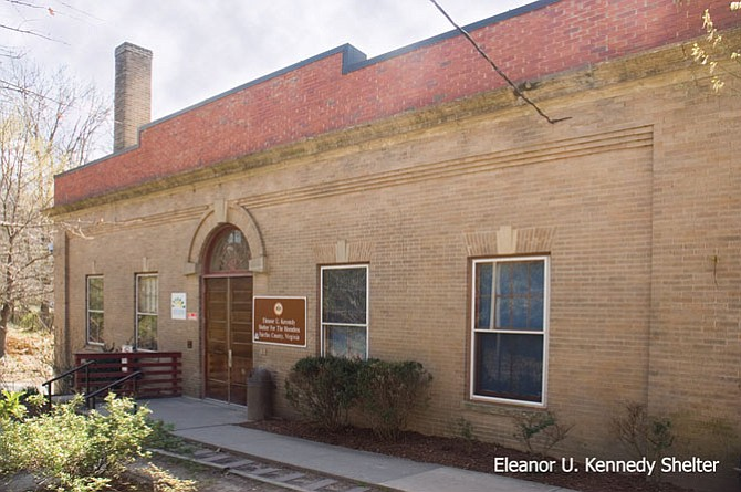 The Kennedy Shelter off Richmond Highway in Mount Vernon is celebrating its 30th anniversary this year. It opened Dec. 14, 1986 as the South County Community Shelter and was renamed for Eleanor U. Kennedy in September 1989.