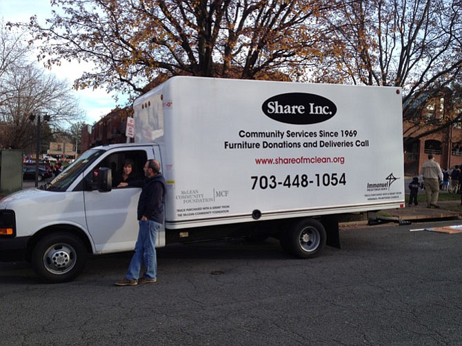 Those interested in volunteering with Share's Furniture Program can contact Stew Lingley by calling 703-556-0144 or emailing slingley@aol.com.