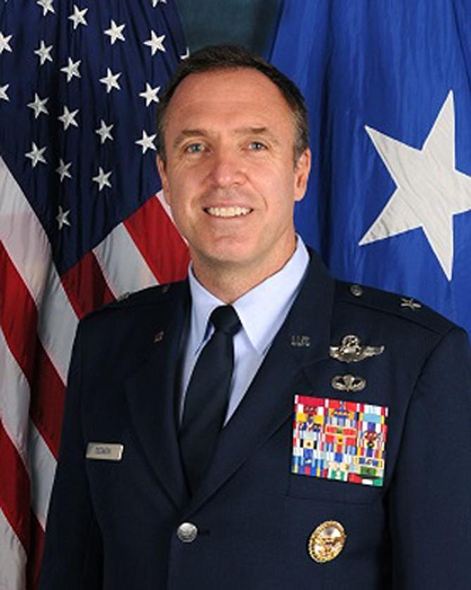 Brigadier General George M. Degnon