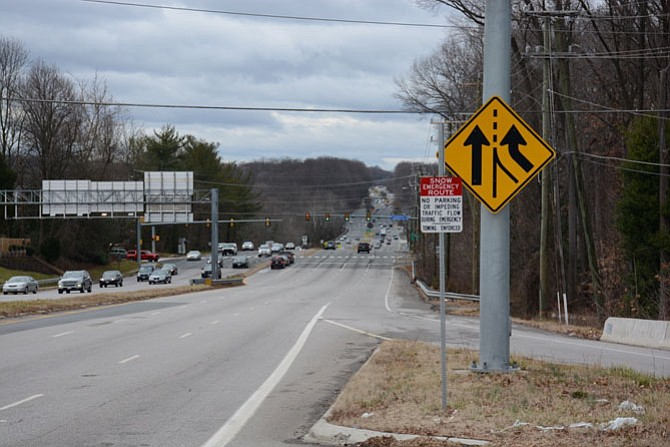 "Next month, residents will hear an update on the status of the Braddock Road Multimodal Study. The purpose of the study is to examine ways to relieve traffic congestion along the major corridor from Guinea Road to the Beltway. Those could include intersection improvements, lane additions, pedestrian improvements, ""and the issue of whether or not to do a transit center,"" said supervisor John Cook (R-Braddock)."