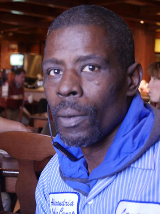 Lavonne Williams, formerly an ex-offender and homeless, remembers the day he met Michael Diffley. They began a journey together, sometimes up and down, that has led Williams from the streets to a room and his own business, Alexandria Labor Co-Op.