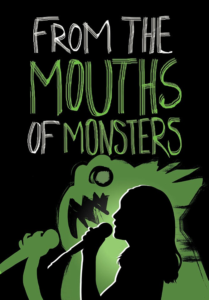 "The Kennedy Center brings the world premiere of ""From the Mouths of Monsters"" to Herndon High School."