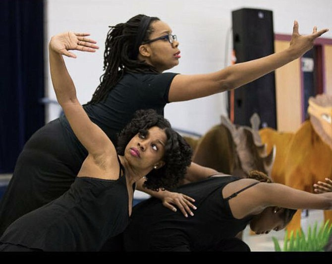 The Ebony Day Dance Company will perform at Feel the Heritage for the third year in a row. This year, their dances will honor the tradition of African-American Hymns.
