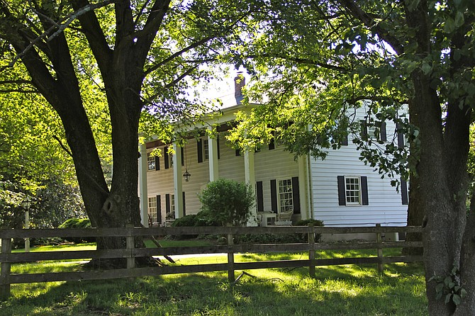 The land on 964 Walker Road was in the Thompson family for nearly 200 years before Linda Thompson sold the property.
