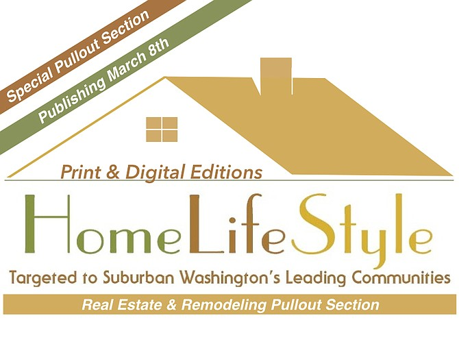 HomeLifeStyle Real Estate & Remodeling Pullout Publishes March 8, 2017