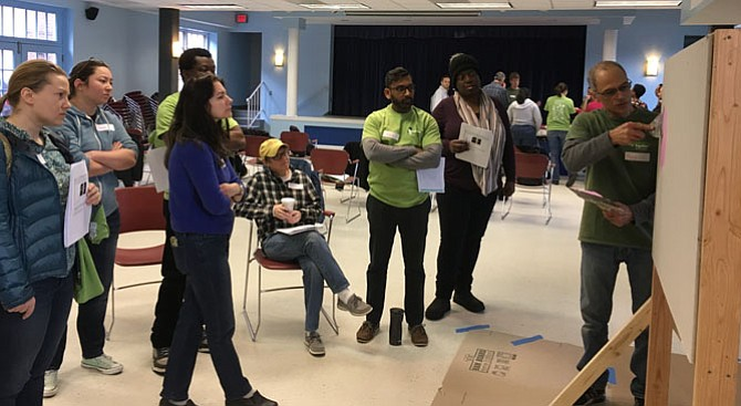 This month, Rebuilding Together Alexandria offered skills-based Volunteer Training.