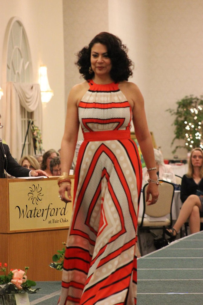 The 37th annual Salvation Army Women's Auxiliary Fashion Show will be held Friday, March 24 at the Waterford at Fair Oaks.