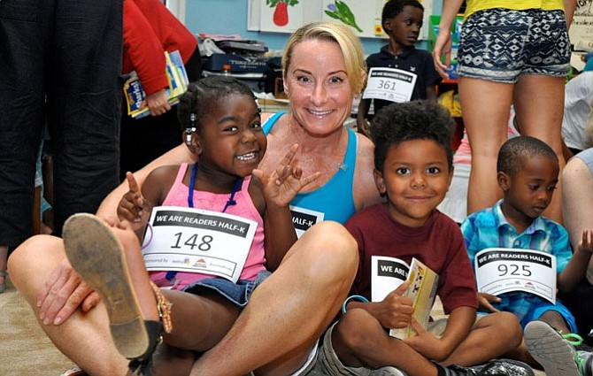 Brooke Curran raises monies for children's charities through the nonprofit RunningBrooke Fund.