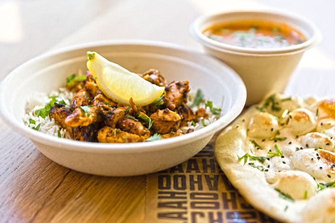 The foods and flavors are the real draws at Choolaah Indian BBQ.