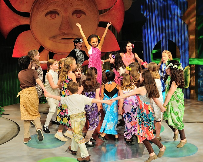 Glen Echo Park's musical theater summer camp ends with a production.