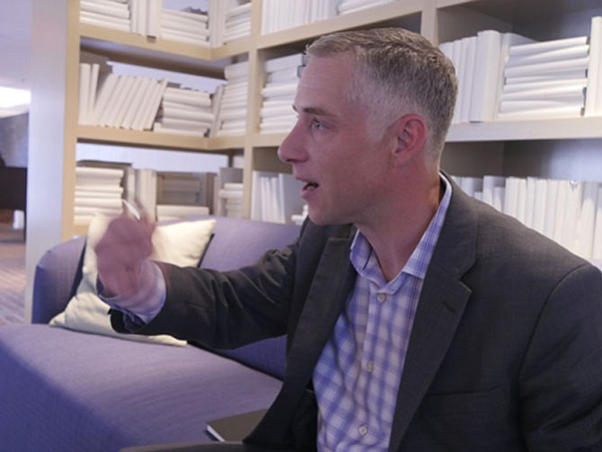 """Stephane Vogel discusses guest interactions at the Kimpton Lorien Hotel and Spa and how to correct any problems for the future. """"You can tell I am passionate about my work."""""""