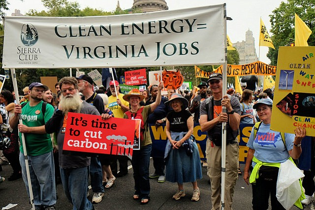 Environmental march scheduled in Arlington for Saturday, April 29.
