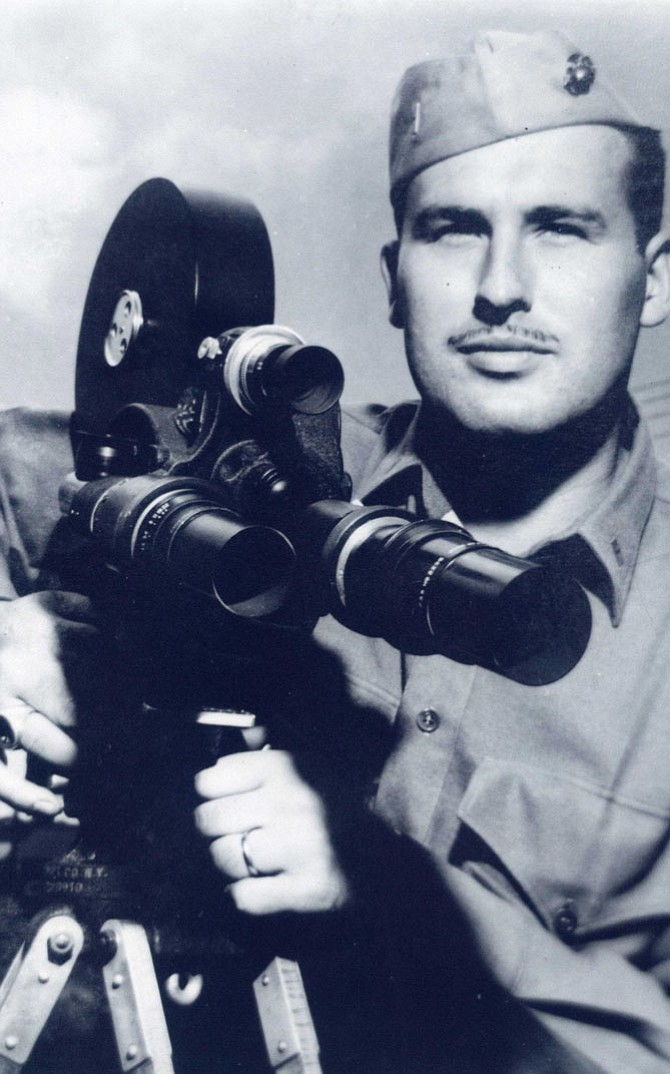 World War II Marine combat photographer Norm Hatch died April 22 at the age of 96.