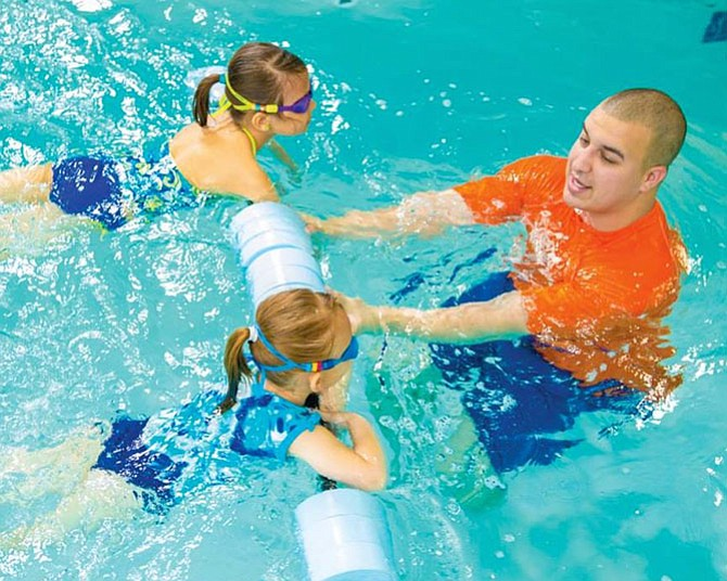 Learn to swim no matter the age. This is one of the best ways to be safer in and around the water.