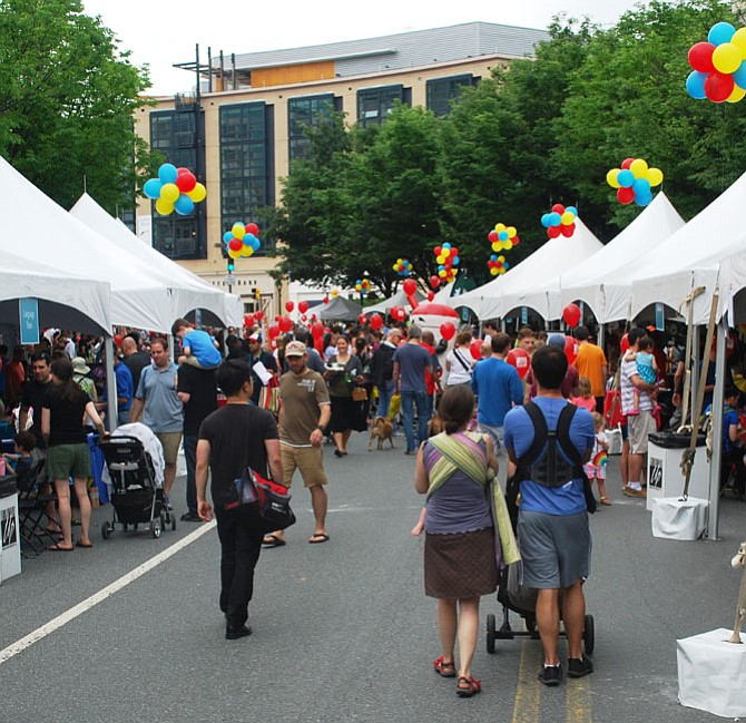 The annual Imagination Bethesda street festival will be held June 3.
