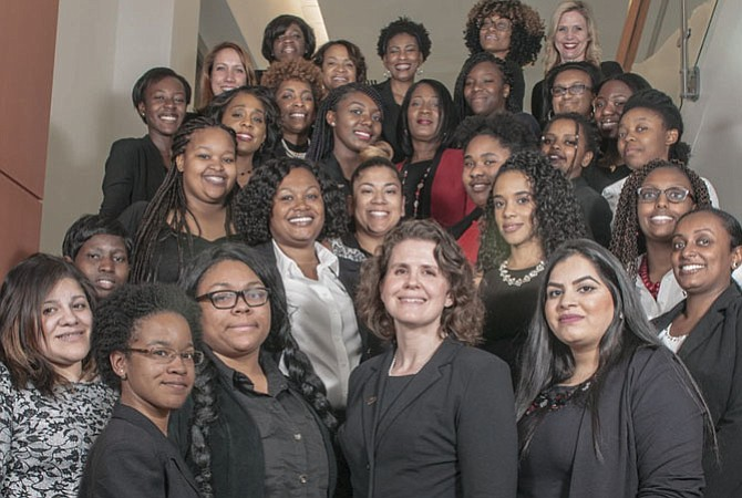 The Women in Search of Excellence (WISE) Mentoring Program run by Northern Virginia Community College is designed to address challenges faced by young women in higher education.