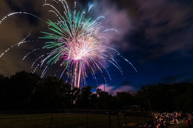 The Independence Day celebration at Yeonas Park includes live music, food-eating competitions, and, to crown off the festivities, fireworks.