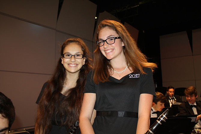 Sisters Bonnie and Justine Campbell are gaining music and life skills in the symphony.