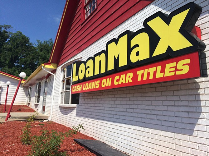 "LoanMax is one of the car-title lenders arguing that its annual reports should not be disclosed because they contain ""personal financial information."""