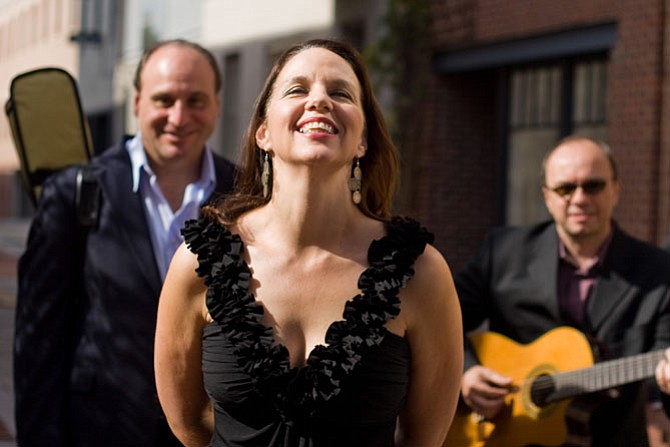 Veronneau Trio Concert. 7 p.m. at the Carlyle Club Alexandria, 2050 Ballenger Ave. Retro pop style infused with world and jazz influences. $20. Visit thecarlyleclub.com/ for more.