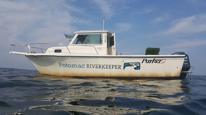 The Potomac Riverkeeper Network identifies sources of pollution in the Potomac River.