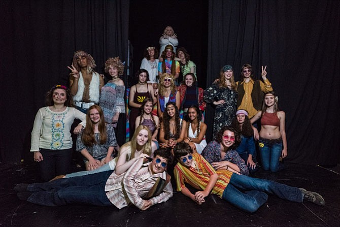 "Hear classics like ""Aquarius"" and ""Let the Sunshine In"" at the Vienna Youth Players production of ""Hair,"" Aug. 4-5 and again Aug. 11-12, 7:30 p.m. at Vienna Baptist Church, 541 Marshall Road SW. $14. Visit viennava.gov/webtrac for more."