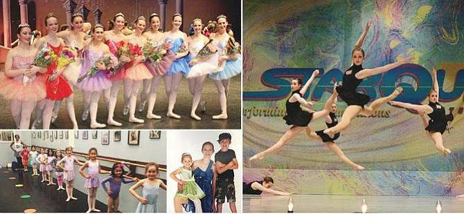On Tuesday, Aug. 29 the Cuppett Performing Arts Center is having a dance open house, 4-6 p.m. at 135 Park St, SE. Beginner through pre-professional dance classes in ballet, tap, jazz, modern, lyrical, hip hop, acro and musical theatre. Visit CuppettPAC.com or call 703-938-9019.