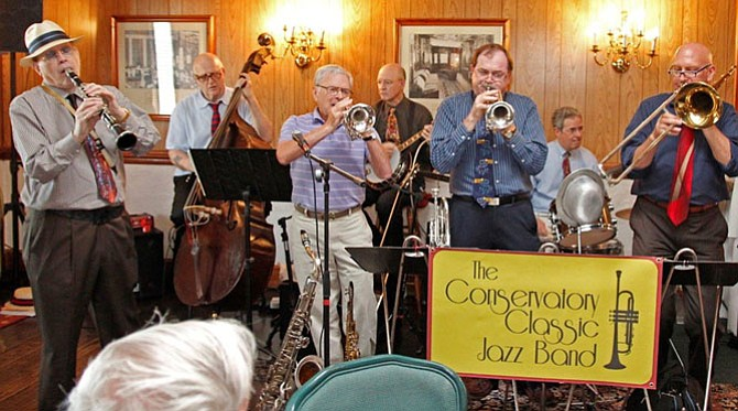 On Aug. 27, the Dixieland Jazz Jam. is taking place at 6 p.m. at Margery's Lounge at Normandie Farm Restaurant, 10710 Falls Road. Presented by the Potomac River Jazz Club. Bring a instrument  and sit in with the Conservatory Classic Jazz Band during the first set. Or just drop in to listen to the great sounds of classic jazz, Dixieland, and swing. $10. Call 301-762-3323, or visit prjc.org.