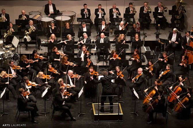 The Fairfax Symphony Orchestra
