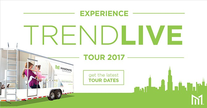 Sponsored: Gain insights on the latest trends to help grow your business http://masonite.com/trendlive
