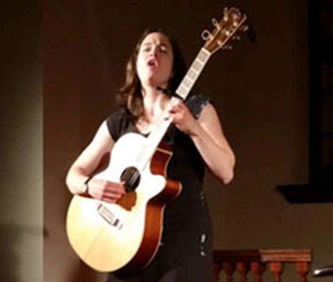"Shawna Caspi in concert Sunday, Sept. 17 at 7 p.m. at Focus Bethesda at Positano's Restaurant 4948-4940 Fairmont Avenue Bethesda. Shawna's fourth album, ""Forest Fire,"" coming later this month. $15-18. Visit www.focusmusic.org or call 301.221.9000 for more."