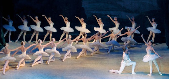 Swan Lake Ballet, Thursday, Oct. 5 7:30 p.m. at the Rachel M.Schlesinger Concert Hall, 4915 East Campus Drive,The first time the Russian Grand Ballet has ever performed in Virginia. Visit www.RussianGrandBallet.com for more.