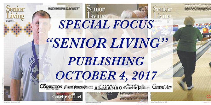 Senior Living Special Focus Publishing October 4, 2017