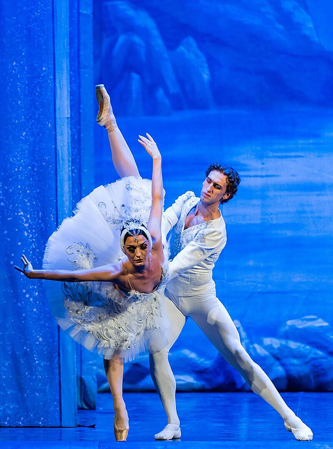 Russian Grand Ballet's Swan Lake - first time in Alexandria for one night only! October 5, 7:30pm – Rachel M.Schlesinger Concert Hall
