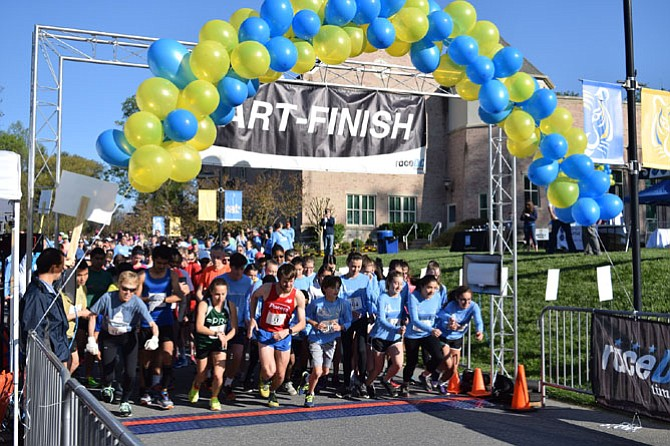 More than 300 runners and walkers will participate in this year's Tiger Trot.