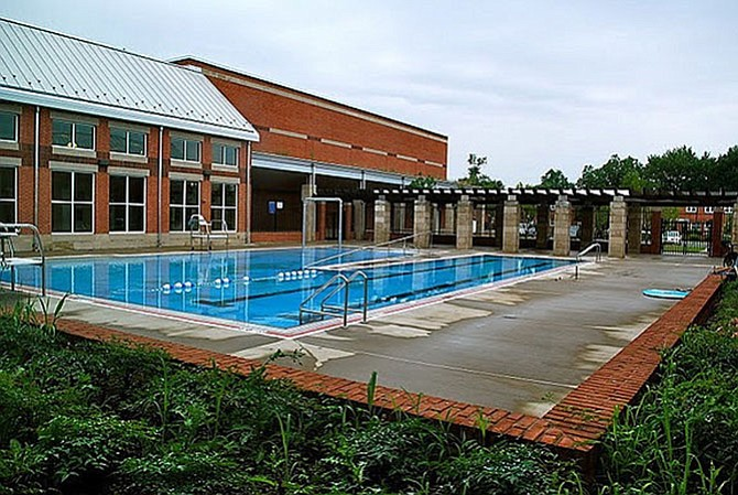 Charles Houston Recreation Center.
