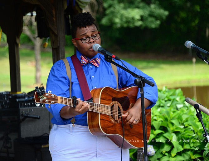 Crys Matthews is in Concert, Saturday, Oct. 14 from 4-6 p.m. at ArtSpace Herndon, 750 Center St., Herndon, as part of the week-long Herndon Arts Week, Oct. 9-15. Visit www.herndon-va.gov or call 703-464-6200 for more.
