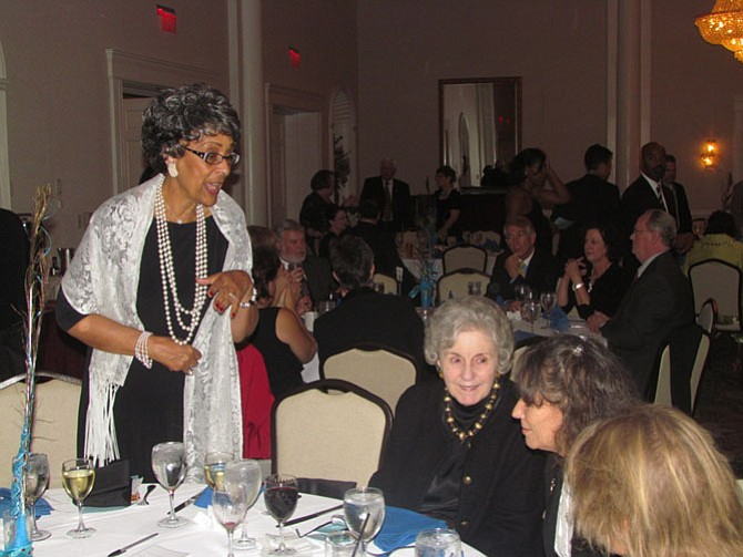 A former Rising Hope Mission Church Gala event.