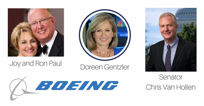 EveryMind will honor The Boeing Company, U.S. Sen. Chris Van Hollen, Ron and Joy Paul, and Doreen Gentzler and NBC4's Changing Minds Campaign at its gala on Oct. 18.