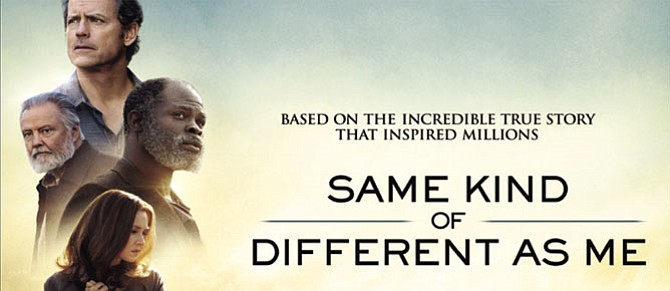 "Carpenter's Shelter will host a pre-release event for the film ""Same Kind of Different as Me."""