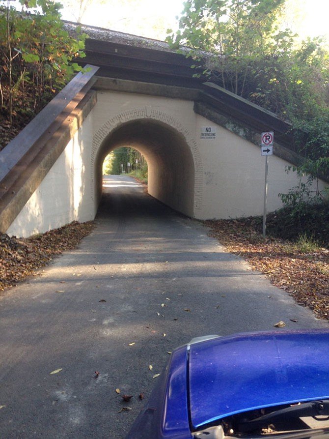 The railroad underpass on Colchester Road is the site of the urban myth known as Bunnyman Bridge.