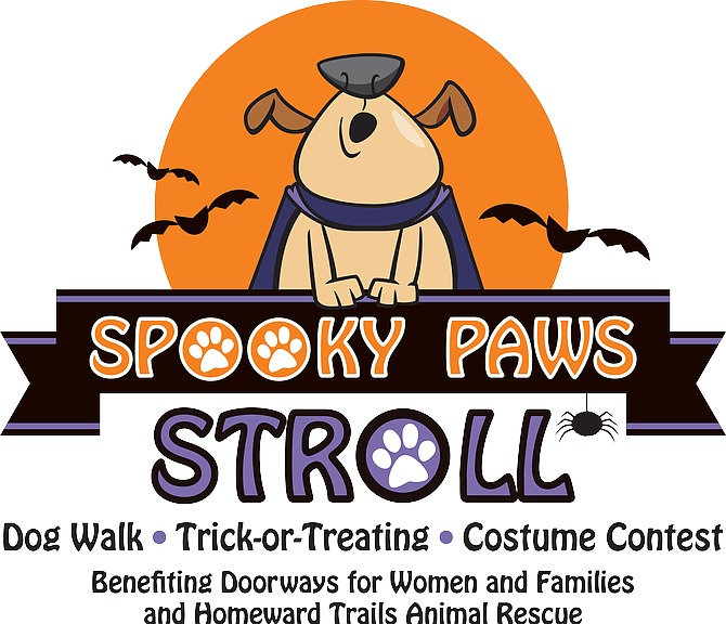 Halloween Spooky Paws Stroll. 10 a.m.-noon in the Market Common Clarendon, 2700 Clarendon Blvd. Doorways for Women and Families 7th Annual Dog Walk. Visit www.doorwaysva.org for more.
