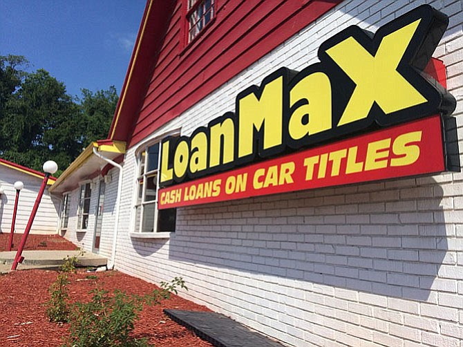 LoanMax is the most generous contributor of the high-interest loan industry, donating $350,000 this election cycle.