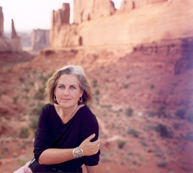 Environmental author and activist Terry Tempest Williams