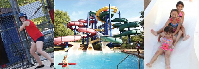 Great Waves Waterpark at Cameron Run Regional Park at 4001 Eisenhower Ave.