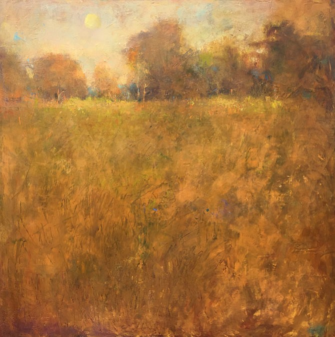 "Loriann Signori presents her exhibition, ""between silences,"" on Friday, Dec. 8 from 6-8 p.m. at at Gallery B, 7700 Wisconsin Ave., Suite E, Bethesda, Call 301-215-7990 for more."