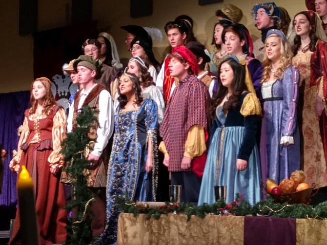 2017 Renaissance Feaste on Friday-Saturday, Dec. 1-2, 7 p.m. at Langley Halle at Langley High School, 6520 Georgetown Pike, McLean. Holiday celebration featuring costumed servers, jesters, minstrels, musicians, and the Langley Madrigals. Visit www.langleychorus.com for more.