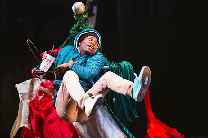"""Synetic Theater in Arlington is presenting """"Hansel and Gretel"""" from now through Dec. 23."""