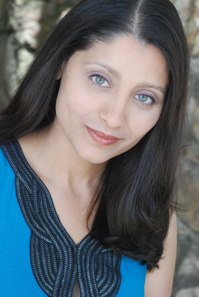 "Bharati Soman, soprano soloist at the Sopranessence Concert on Dec. 16, 4 p.m. at Convergence, 1801 N. Quaker Lane. ""Tuneful Tidings"" featuring . $55 family 4-pack (pre-sale only); $20 general admission; $18 senior/military; $10 youth (18 and younger). Visit www.arts.virginia.gov for more."