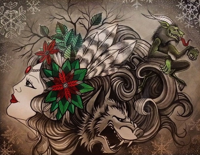On Saturday, Jan. 20, Meet the Tattoo Artist from 7-9 p.m. at ArtSpace Herndon, 750 Center St., Herndon. Meet Gilda Acosta and explore getting a tattoo. Her work will be on display Jan. 9-Feb. 10. Visit www.artspaceherndon.org/ for more.